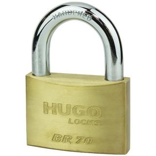 ΛΟΥΚΕΤΟ ΟΡΕΙΧΑΛΚΙΝΟ 20mm HUGO LOCKS BR 20 60133